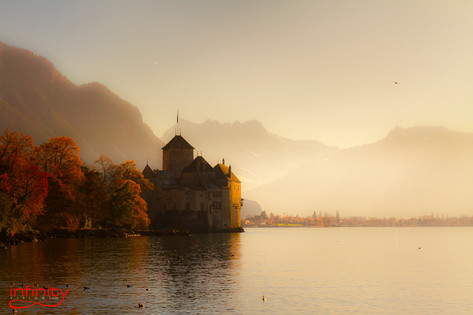 Montreux - Chillon