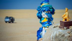 Mongolia, diario di viaggio. DICIASETTE