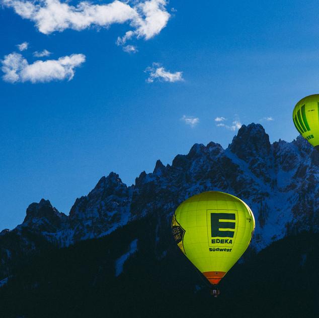 Dobbiaco Baloon Festival