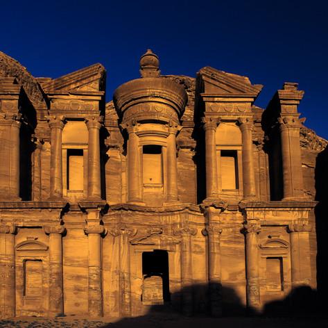 Petra e Wadi Rum