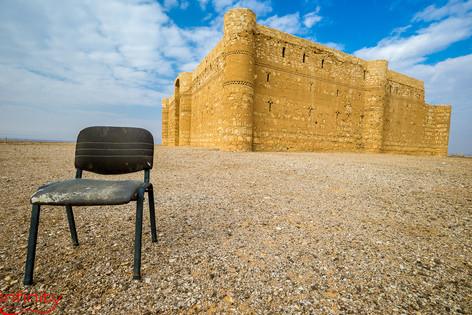 Jordan - Desert Castle