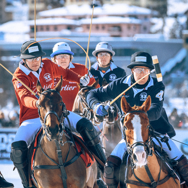 Polo Snow St. Moritz
