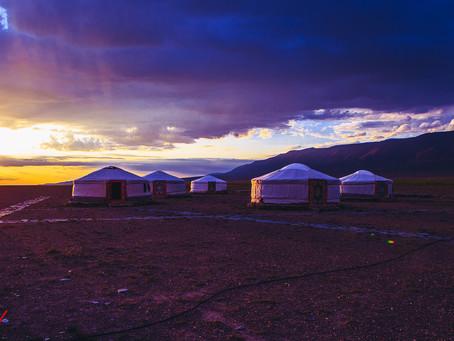 Mongolia, le prime tappe di un Avventura.
