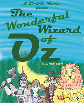 The Wonderful Wizard of Oz Poster - Webs