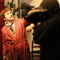 Production still from The Raven