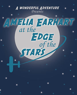 Amelia Earhart at the Edge of the Stars