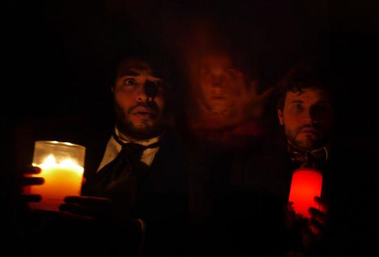 Spectres of Poe