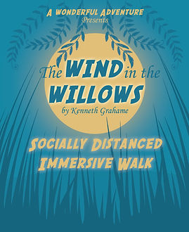 The Wind in the Willows SD Immersive Wal