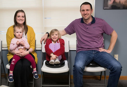 Healthy Family At ChiropracticWorks Collinsville, IL