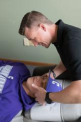 Dr. Kris McClusky sports rehab