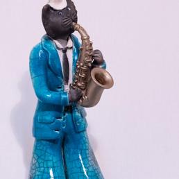 chaxophoniste raku