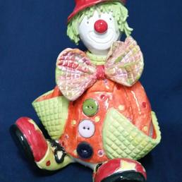 Petit chat clown - vendu