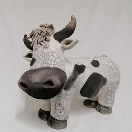 Vache raku