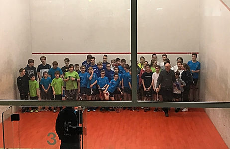 Squash team De Kaai
