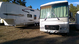 RV and Trailer Parking