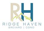 Ridge Haven Brevard Cono Logo