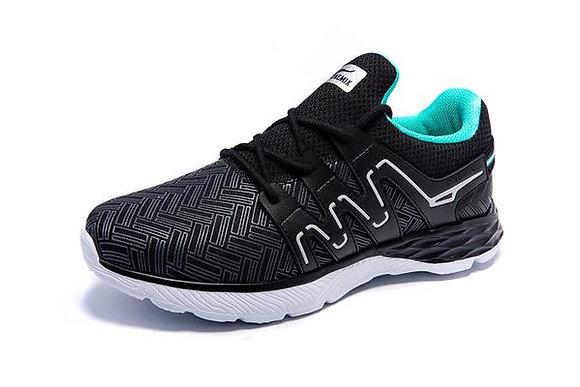 Champion Onemix en negro y verde Running