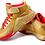 Thumbnail: Champion Basketball Dorado con rojo