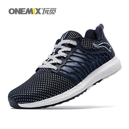 Champion Onemix Azul oscuro y Blanco