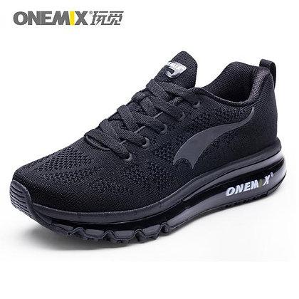 Champion Onemix en misteriosamente negro Aire Running UNISEX