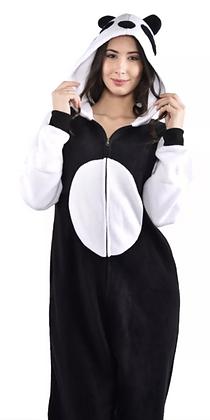 Pijama Oso Panda con cierre