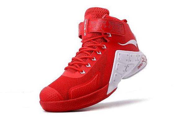 Champion Basketball Rojo con blanco