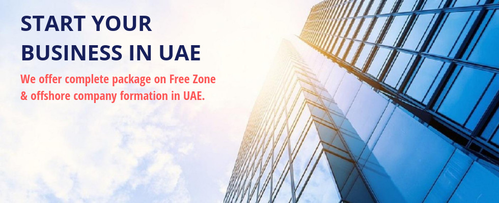 Company Formation | TCA International FZE | United Arab Emirates
