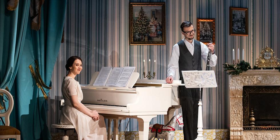 Благотворительный концерт Антона и Елены Мойсеенко