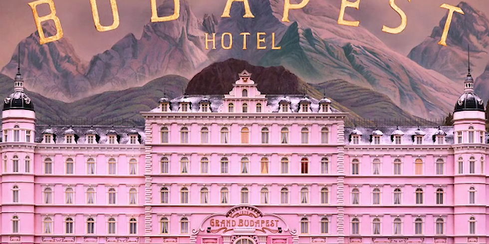 Музыка к фильму «Отель Гранд Будапешт»