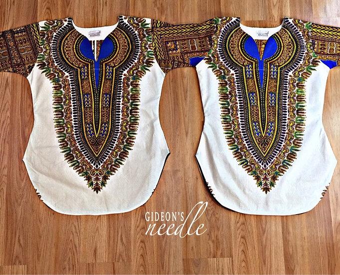 Ada Pull-Over Shirt-Dress