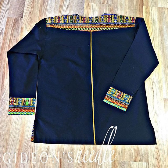 Kofi Men's Dashiki Shirt