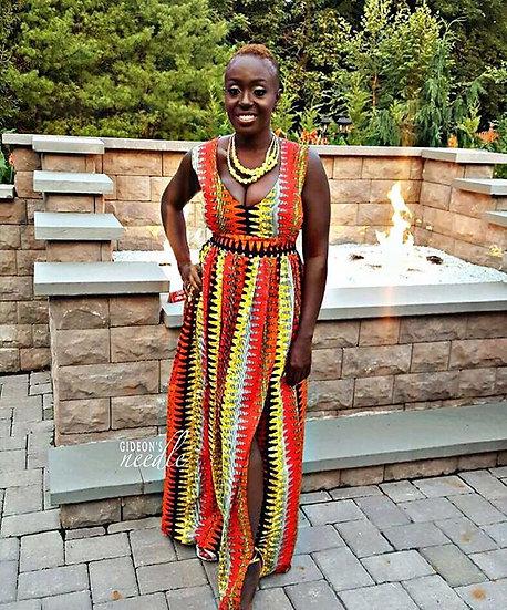 Cynthia Maxi Dress