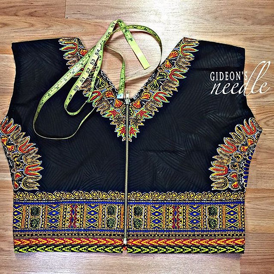Hanna Dashiki (Crop Top)