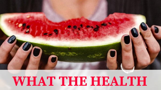 "2 Simple Reasons Why ""What the Health"" Will Help You Elevate Your Style"