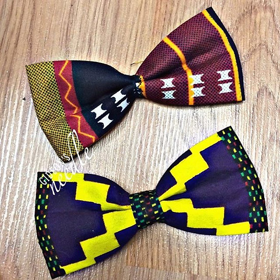 Kente Collection Bowties