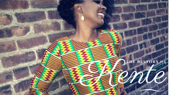 The History of Kente