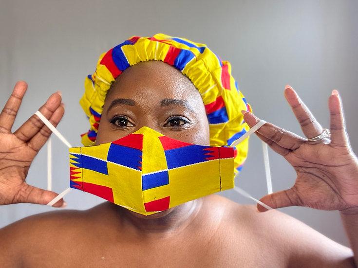 Sika Bespoke Face Mask
