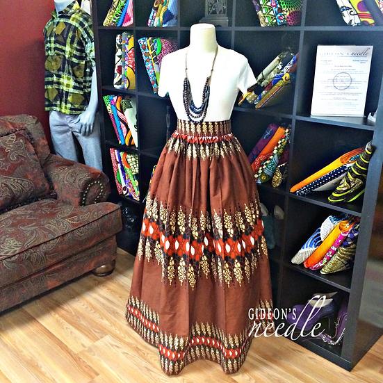 Suliat Maxi Skirt