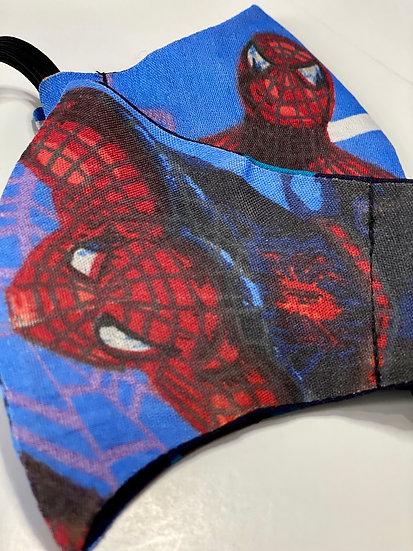 Spiderman Bespoke Face Mask (Children N95)
