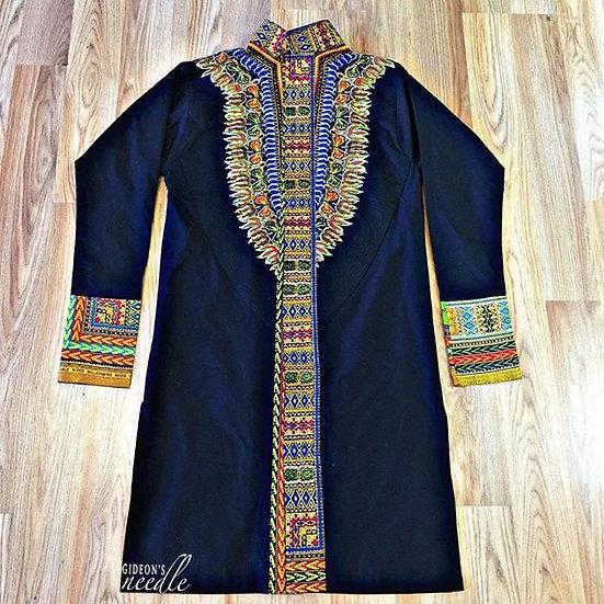 Nana Dashiki Coat
