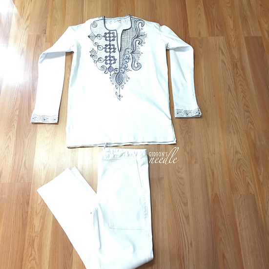 Bespoke Joromi Shirt & Pant