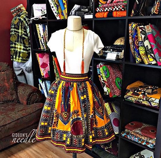Sunkist Mini Skirt