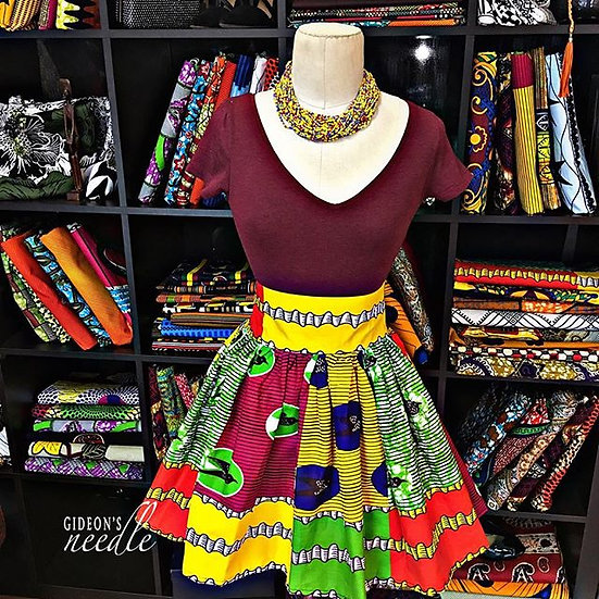 Ashanti Mini Skirt