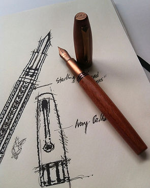 Pen design Montegrappa