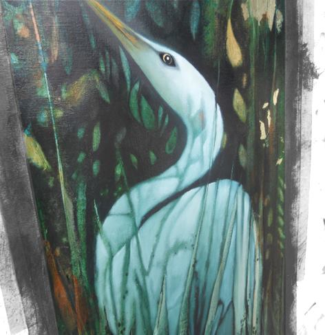 White Heron idea in development