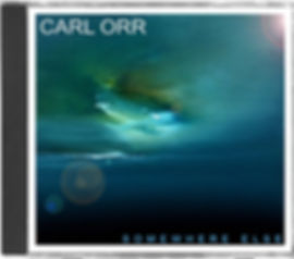 Carl Orr Somewere Else CD Cover