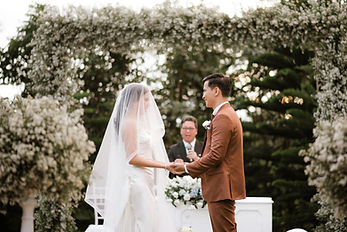 Paolo and Gela intimate wedding by Ram Marcelo Photography
