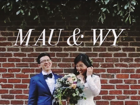 A Destination Wedding on a Budget! Mau and Wy Tells Us How.