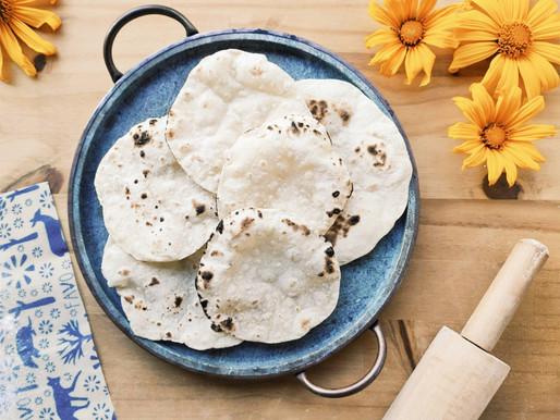 Chapati, o pão mais antigo do mundo