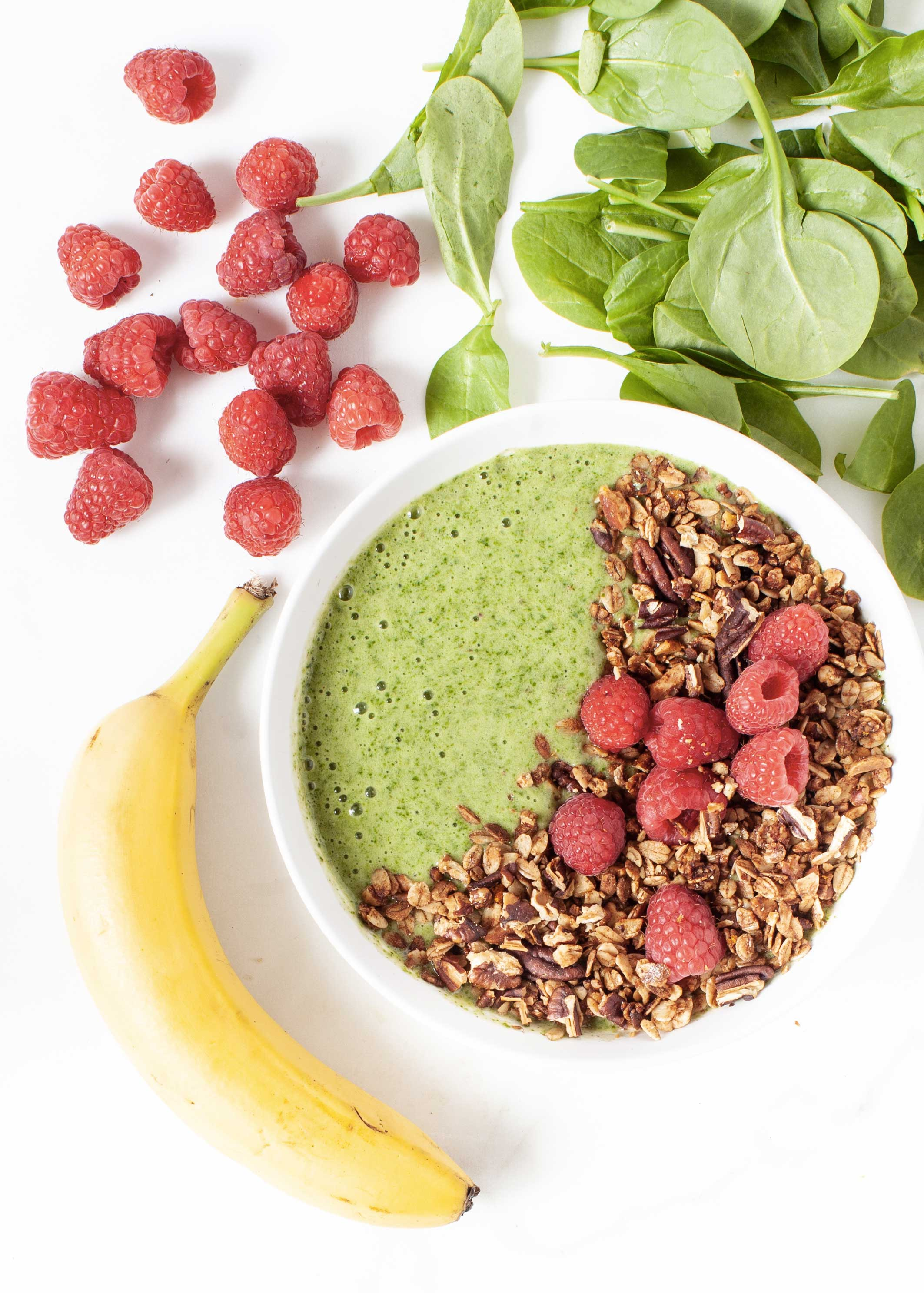 smoothie bowl banane